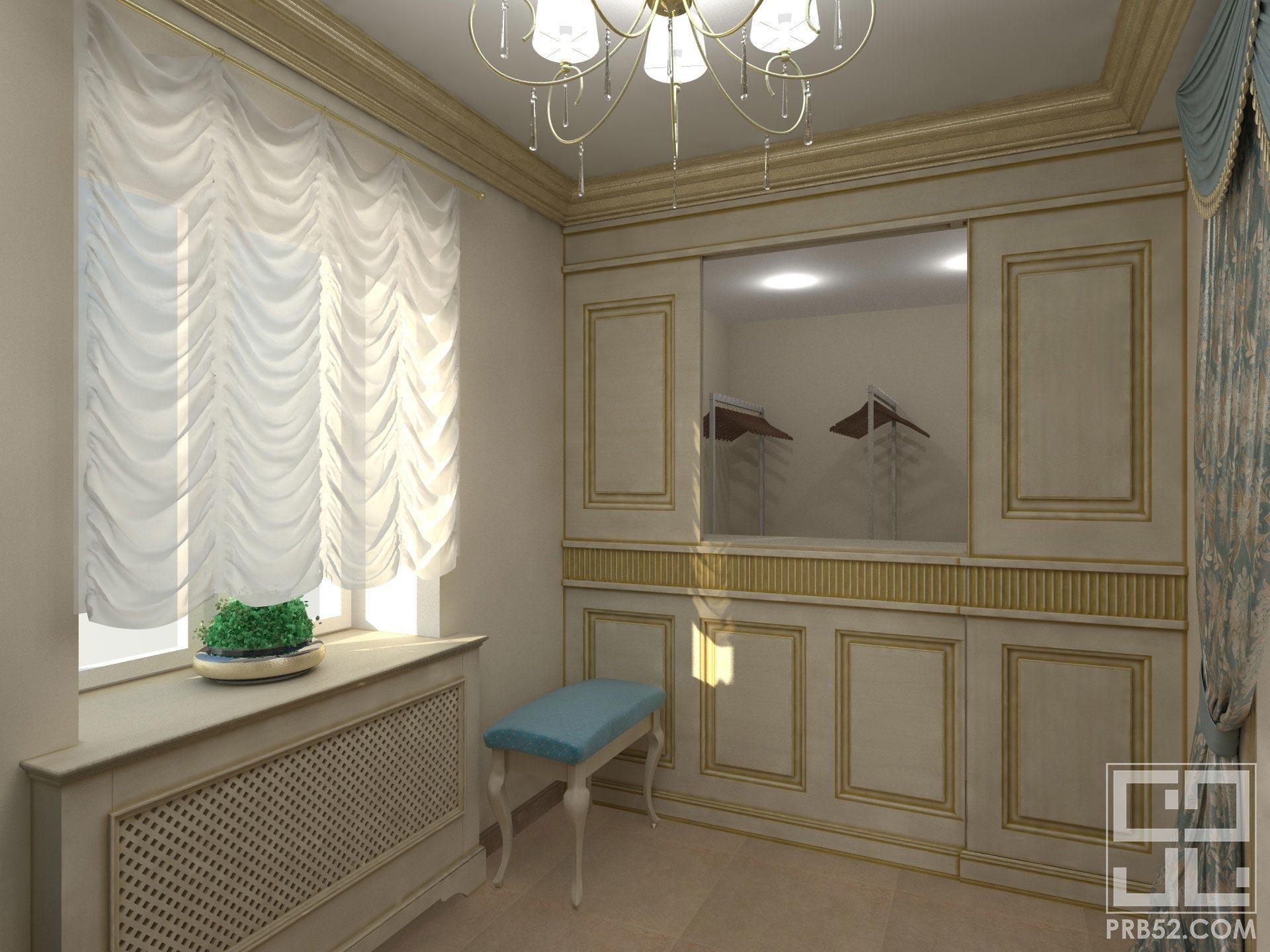 дизайн интерьера кафе гардероб