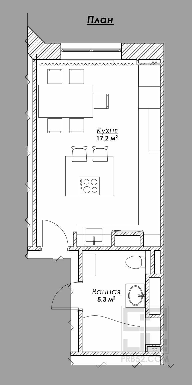 дизайн проект интерьера планировка и расстановка мебели
